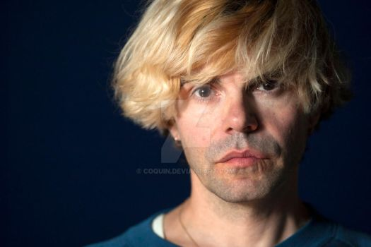 Tim Burgess by Coquin