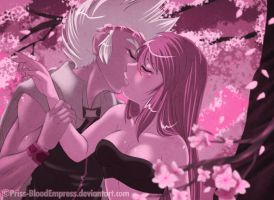 Commiss::. Ryuga + Emy by Priss-BloodEmpress