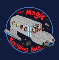 The Magic Voyaging Bus by FreakyZayin