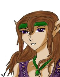 Crescent from Elfquest by LyraLafae