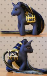 Mimic - Custom My Little Pony by dashes-and-dots