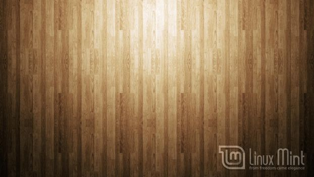 Linux Mint LightDM Background by axiom613