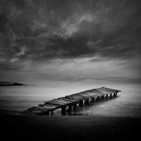 the crooked pier by samuilvel