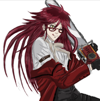 Grell by Daughter-of-Liberty