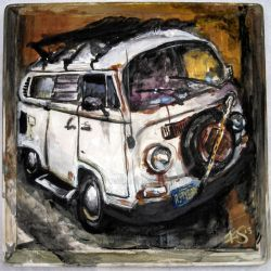 The Rusty Bus by kirkfinger