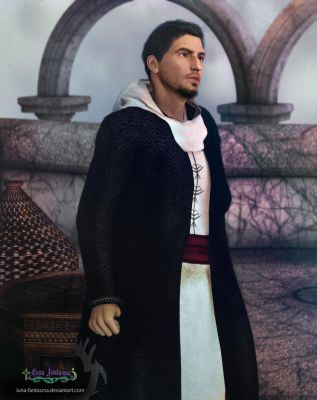 Malik Al Sayf Assassin's Creed by Luna-Fantasma by Luna-Fantasma