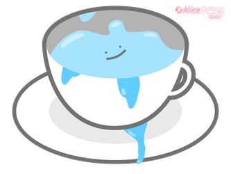 No Ditto, you CAN'T be a Mermaid Latte! by Saeki94