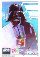 Galaxy 6 Vader Temperature Down by markmchaley