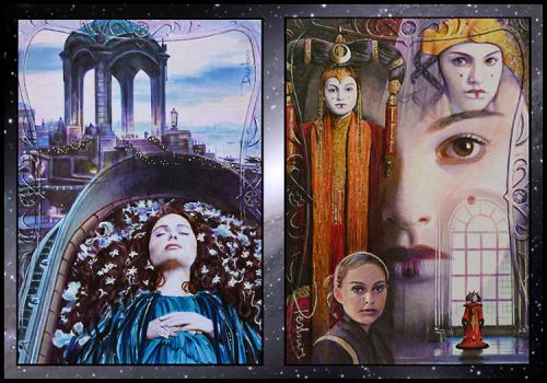 Padme -Seraphic Gates by DavidDeb