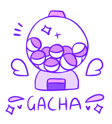 Cute and Cool Gacha (always open) by bobitea