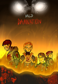 HALO: DAMNATION by SAVIOR-of-HUMANITY