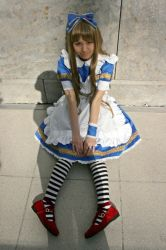Alice Liddell Cosplay by LiaDeBeaumont