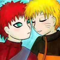 I love you Gaara by unikorn