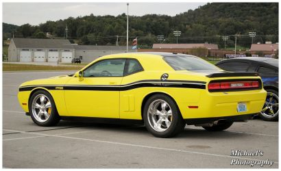 A Mr. Norm's Legends Edition Dodge Challenger by TheMan268