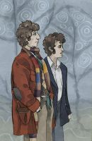 Harry and the Doctor (Doctor Who) by SmudgeThistle