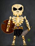 Skeleton by Ryan-TheGrav-Berry