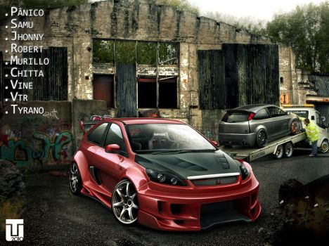 Tuning Collabs'10 by Mr-Joelson
