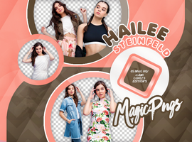 PACK PNG 751 | HAILEE STEINFELD by MAGIC-PNGS
