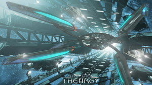 Drydock, Year 2377 | Star Trek: Theurgy by Auctor-Lucan