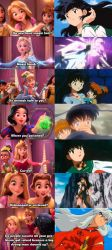 Kagome is a Princess Too by SilverLady7