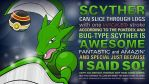 Scyther is Awesome! by MeMiMouse