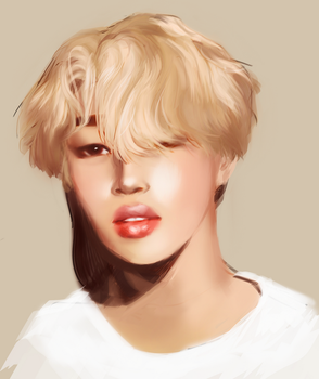 jimin :: angelic vlive by floretals