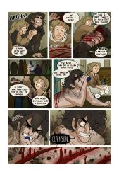Mias and Elle Chapter5 pg2 by StressedJenny