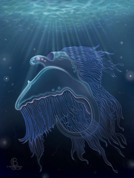 Angel of the Sea by mythrilflare