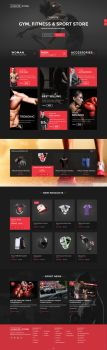 Athlete Fitness - Multipurpose Magento theme by binpinpin