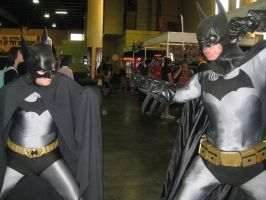 Battle For The Cowl by batty9999