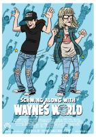 Wayne's World by stayte-of-the-art