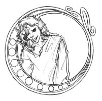 Lestat- WIP by FrogMouthKid