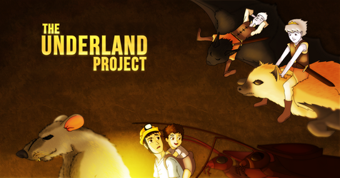 THE UNDERLAND PROJECT STARTS AGAIN! by DoodleNotesPictures