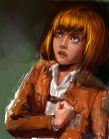 Armin Salute by riteous-laugh