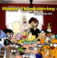 Happy Thanksgiving... by RDJ1995