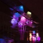 Fetes des Lumieres 2012 - Animated lights by Simounet