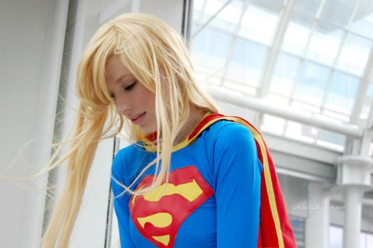 Supergirl 3 by NemoValkyrja