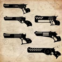 Weapons thumbnails 01 by z-vav