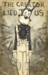 Bendy And The Ink Machine Boris The Wolf by ChrisOzFulton