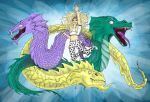 My dragon masterpiece by soundguide