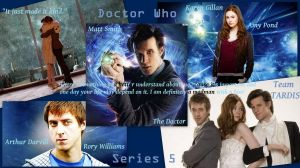 Doctor Who Series 5 Overview by RoseBadWolfTyler