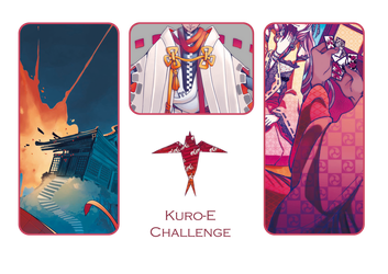 Kuro-E Challenge Preview by marendins