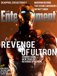 Entertainment Weekly Revenge of Ultron(Fan Made) by LaxXter