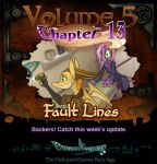 V5 Page 15 update announcement by Dreamkeepers