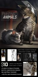 Painting Animals Gumroad Tutorial by TamberElla