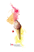i :heart: icecream by NaBHaN