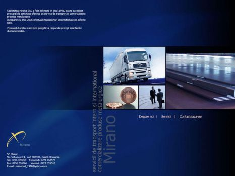 transport services company II by cgeorge