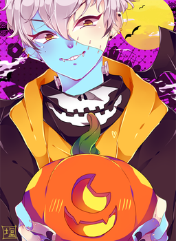 Happy Halloween!! by shiohh