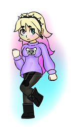 Pastel @xGothGurlx (Gift) by UltratheUltimate