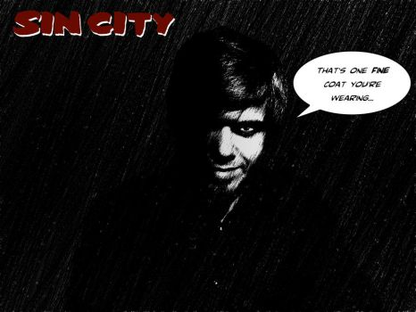 Sin City Homage by Draia436